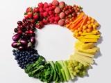 رنگشناسی در مواد غذایی