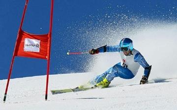 هفته دوم لیگ اسکی آلپاین | حسین ساوه شمشکی و فروغ عباسی اول شدند