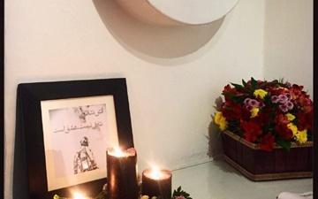 شب غمآلود گالریها در سوگ قهرمانان پلاسکو