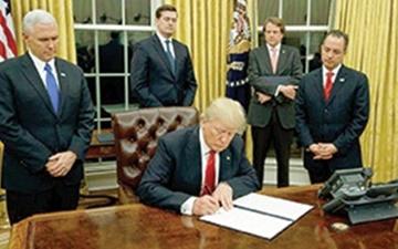 تکلیف ترامپ با تحریمهای ایران