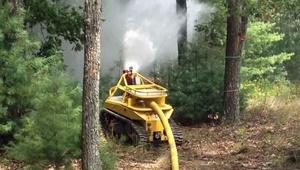 معرفی فناوریهای آتشنشانی جدید در دنیا