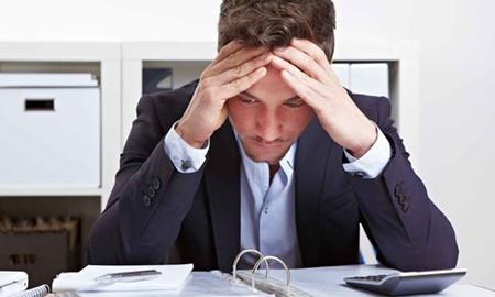 استرس روزانه ریسک سکته را افزایش میدهد