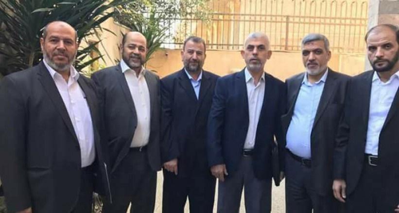مذاکرات آشتی بین حماس و فتح در قاهره آغاز شد