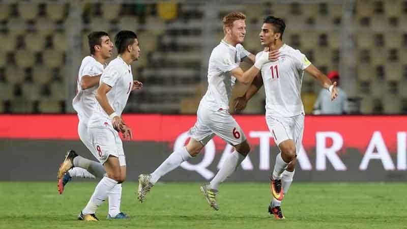 جام جهانی فوتبال نوجوانان/ هند؛ پیروزی درخشان نوجوانان ایران برابر آلمان