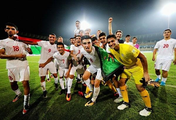 ایران تاثیرگذارترین تیم آسیا در جام جهانی زیر ۱۷ سال