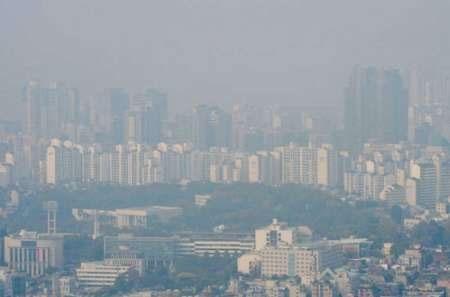 ریزگردها امان مردم کره را بریده است