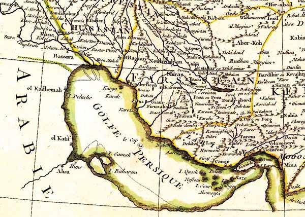 روایت باستانشناسان از تاریخ  کهن خلیج همیشه فارس