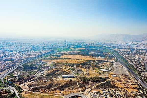 تهران-پارک پردیسان