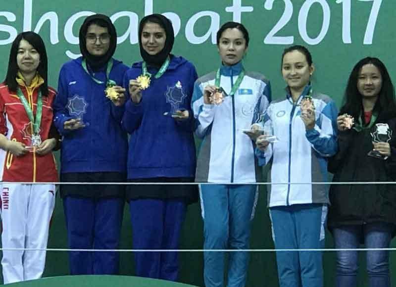 بازیهای داخل سالن آسیا؛ کسب یک طلا و یک نقره تیمهای ملی شطرنج