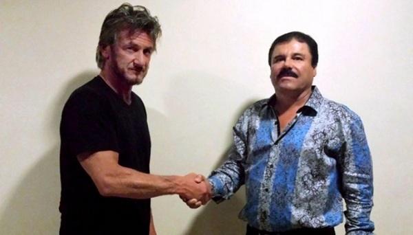 شان پن از مستند الچاپو احساس خطر میکند