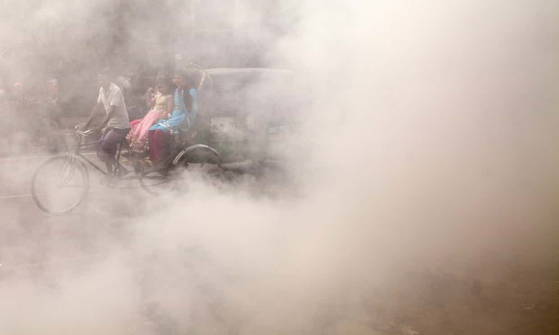 آلودگی در سال ۲۰۱۵ جان ۹ میلیون نفر را گرفت