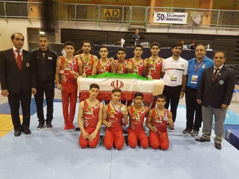 Gymnastic Team