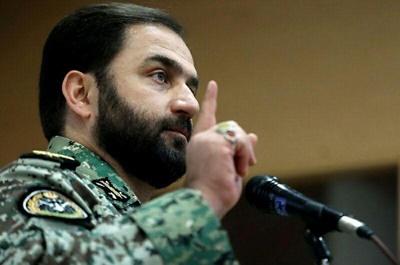 مشاور فرمانده کل ارتش: اجازه نمیدهیم پوتین نجسی وارد کشور شود