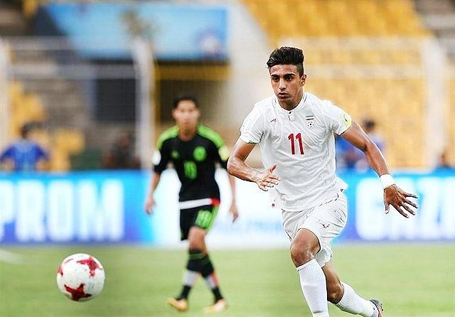 بلیچر ریپورت: یونس دلفی یکی از ستارههای جام جهانی نوجوانان است