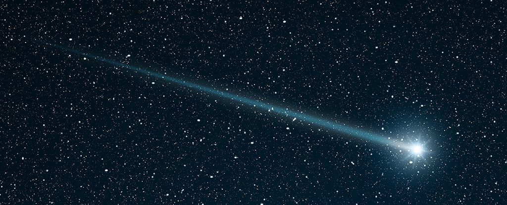 رصد اولین جرم میان ستارهای در آسمان زمین