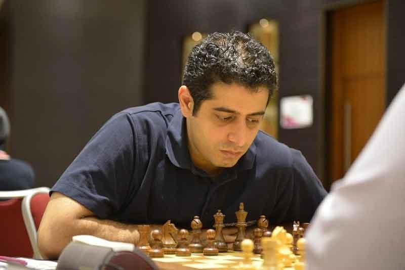 قهرمانی قائم مقامی در شطرنج برقآسای جام بینالمللی پایتخت