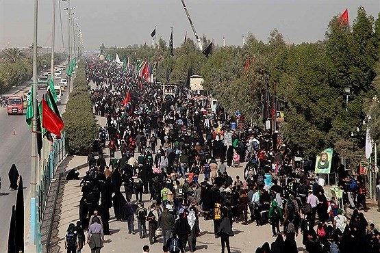 امنیت کامل مرزهای ۴گانه تردد زائران اربعین با حضور یگانهای ارتش