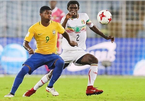 جام جهانی فوتبال نوجوانان؛ برزیل سوم شد