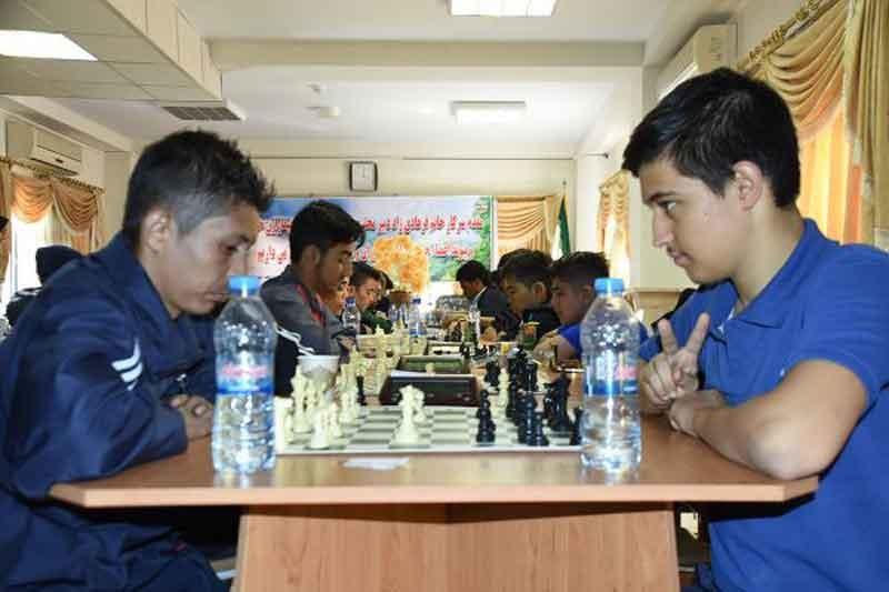 نفرات برتر شطرنج تالاسمی کشور معرفی شدند
