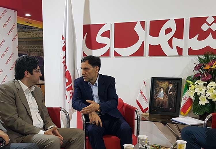 رییس سازمان ورزش شهرداری تهران در غرقه همشهری