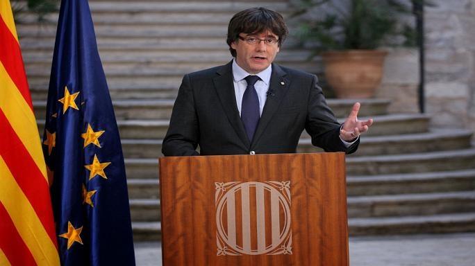 بلژیک به رهبر منطقه کاتالونیای اسپانیا پناهندگی سیاسی میدهد