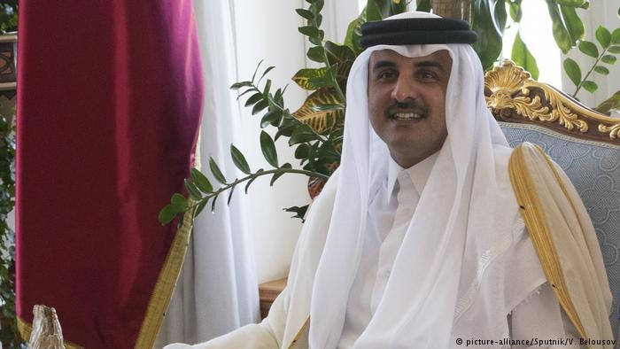هشدار امیر قطر درباره اقدام نظامی علیه کشورش
