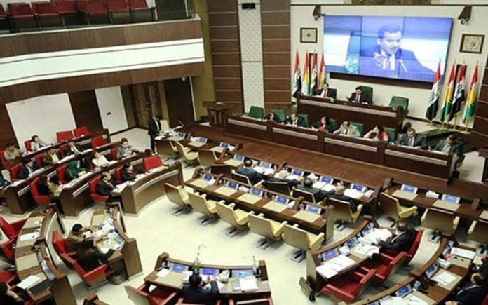 جلسه پارلمان کردستان عراق به درگیری و کتک کاری کشیده شد