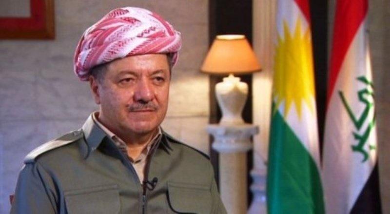 متن نامه مسعود بارزانی در کنارهگیری از پست ریاست منطقه کردستان عراق
