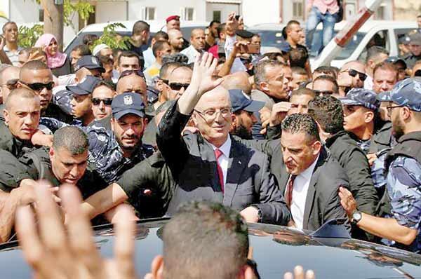 آشتی فتح و حماس در غزه با میانجیگری مصر