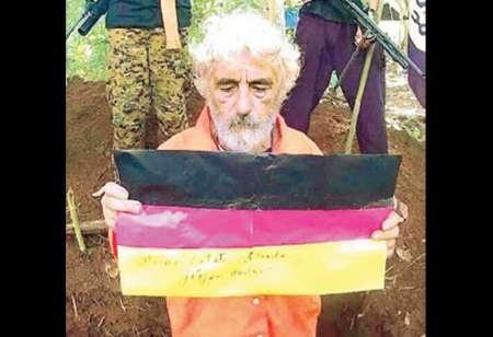 همپیمان داعش در فیلیپین گروگان آلمانیاش را گردن زد