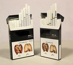 تصاویر هشدارآمیز روی پاکت دخانیات چقدر مفید بوده است؟