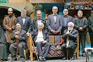 نجفی درگردهمایی سالمندان پایتخت | افزایش خدماتدهی به سالمندان درآینده نزدیک