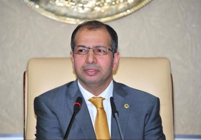 رئیس پارلمان عراق درچارچوب حل بحران همه پرسی راهی اربیل شد