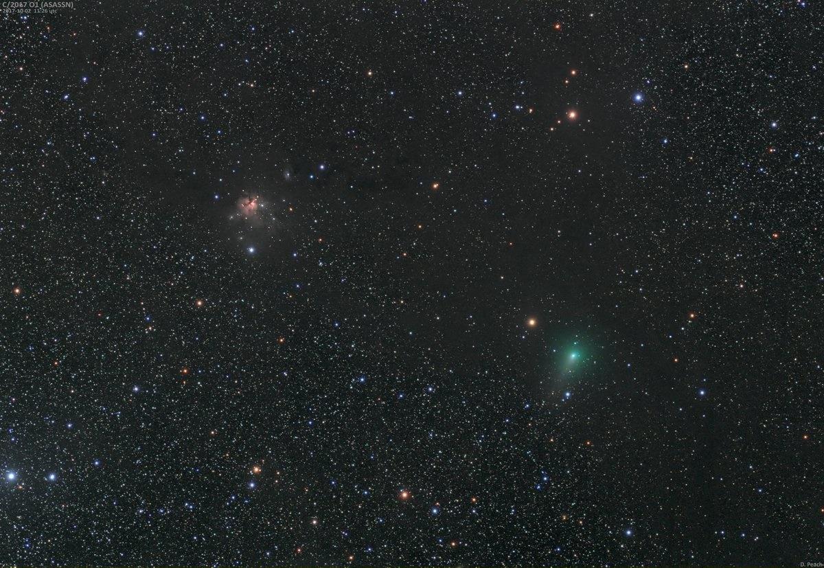 دیدن این ستاره دنبالهدار جدید را از دست ندهید