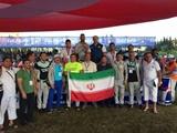 قهرمانی تیمهای ایران در رقابتهای کشتی ساحلی جهان در ترکیه