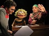 سوغات جنگل | همکاری صداپیشه فامیل دو» و عروسکگردان پسرعمهزا