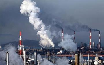 کاهش میزان جهانی تولید دی اکسید کربن برای سومین سال متوالی