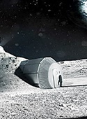 افزایش احتمال زندگی انسان در ماه