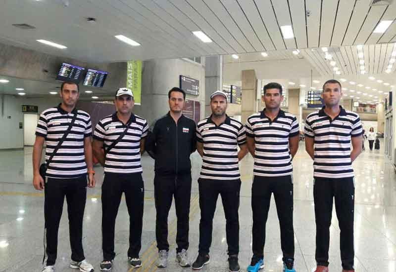 والیبال ساحلی نظامیان جهان؛ پایان کار نمایندگان ایران با کسب سهمیه المپیک سیزم