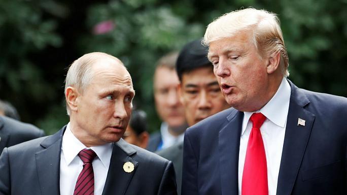 بیانیه مشترک پوتین و ترامپ | راه حل بحران سوریه نظامی نیست