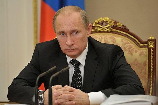 پوتین: روسیه به اقدامات آمریکا علیه رسانههای روس پاسخ متقابل میدهد