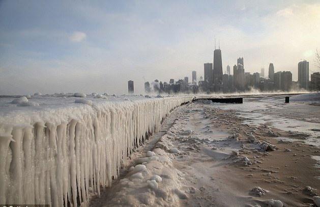 تغییر وضعیت اقلیمی آبهای زمین را مسموم میکند