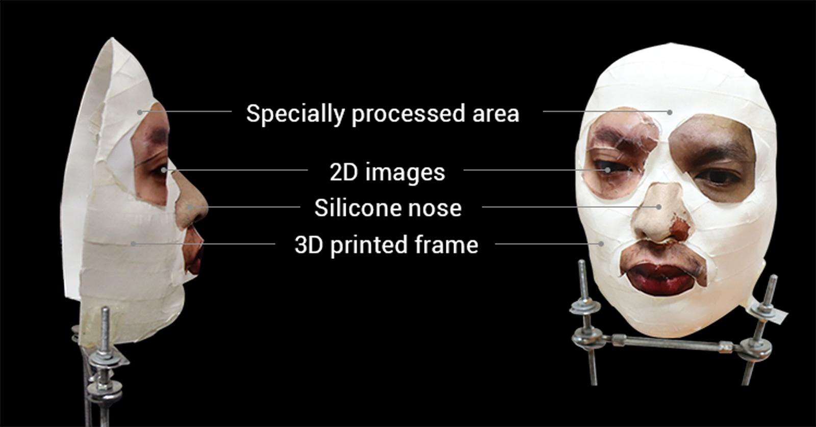 فریب سیستم تشخیص چهره آیفون ایکس با یک نقاب