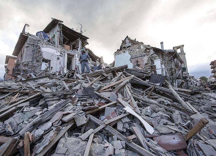 چطور زلزله میشود؟