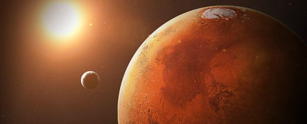 مریخ میتواند قابل سکونت باشد