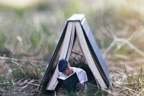 برای کتابخوانی درهای بسیاری باز است...