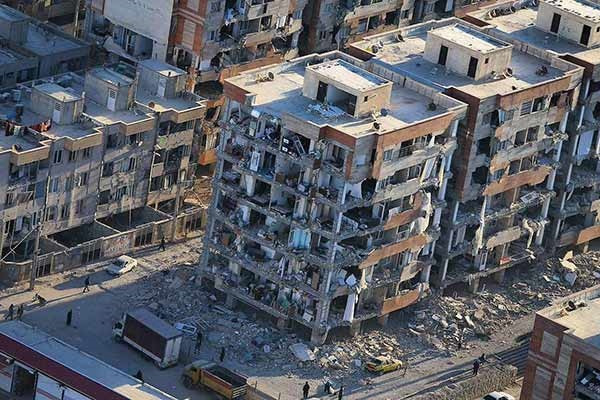 زلزله - کرمانشاه