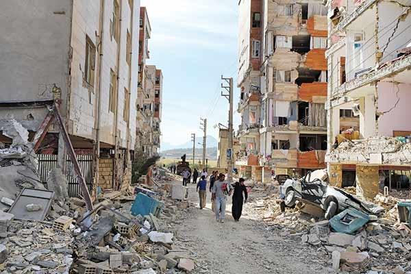 زلزله-کرمانشاه