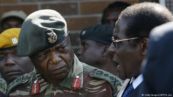 ارتش زیمبابوه قدرت را در این کشور به دست گرفت