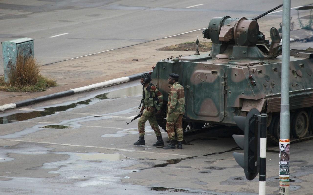 ابراز نگرانی اتحادیه اروپا از بحران زیمبابوه